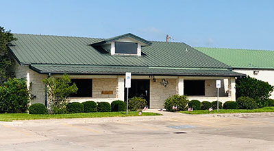 Robstown Banking Center exterior